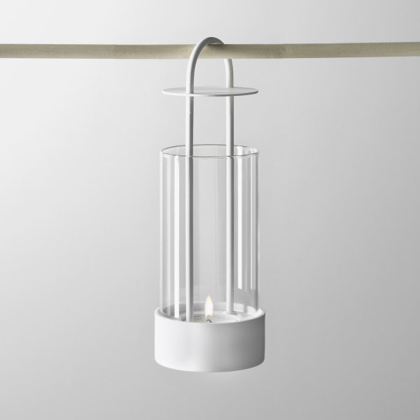 Design House Stockholm Windlicht Lotus Mini Ersatz-Glas
