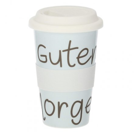 Mea Living Coffee to go Becher Guten Morgen