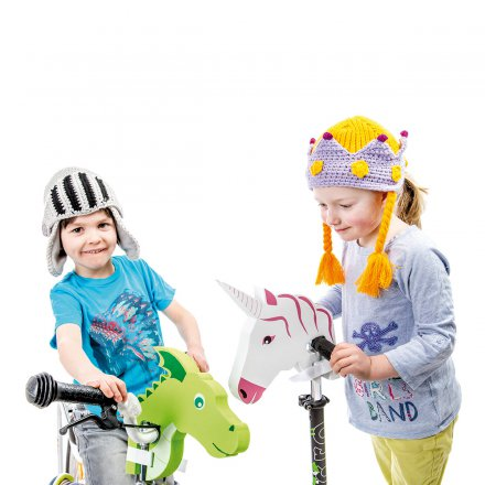 Donkey Products Fahrrad-Accessoire Bike Animals