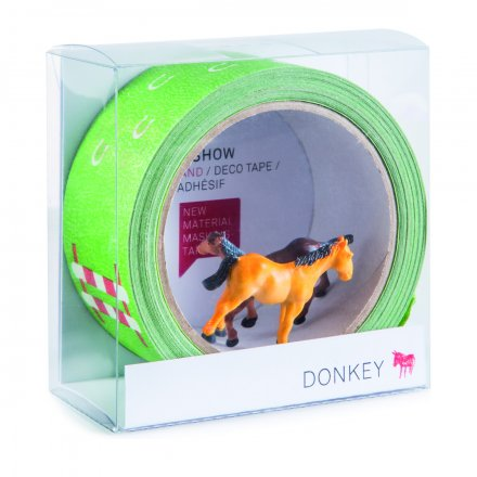 Donkey Products Klebeband My first Horse Show