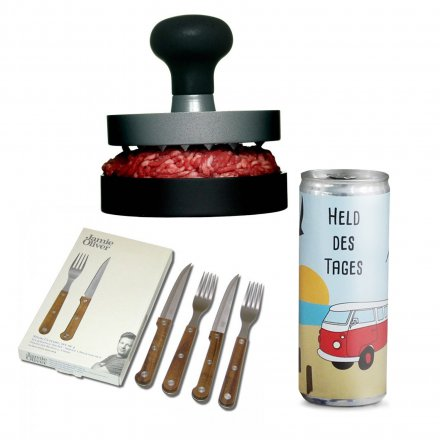 Power Griller Set