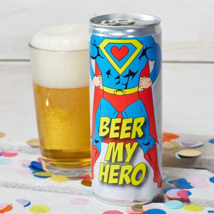 Bier Beer my hero