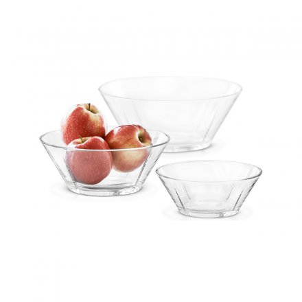 Rosendahl Glasschale Grand Cru 3er-Set