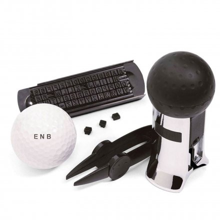 Golf Ball Stamper