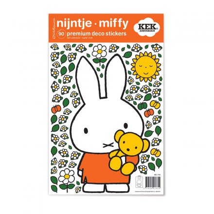 KEK Amsterdam Miffy Wandtattoo Little Bear