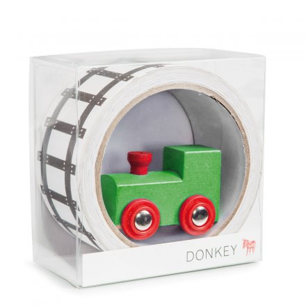 Donkey Products Klebeband My first Train