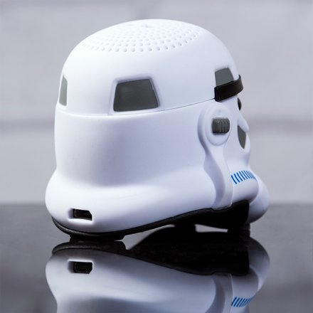 Thumbs Up Mini-Bluetooth-Lautsprecher Stormtrooper