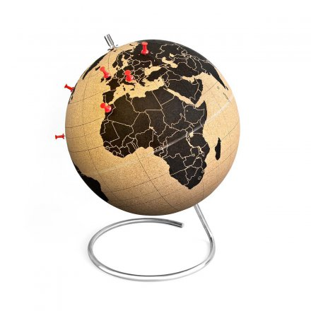 Suck UK Globus Cork Globe
