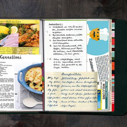 Remember Rezeptbuch Taste Book Scoop