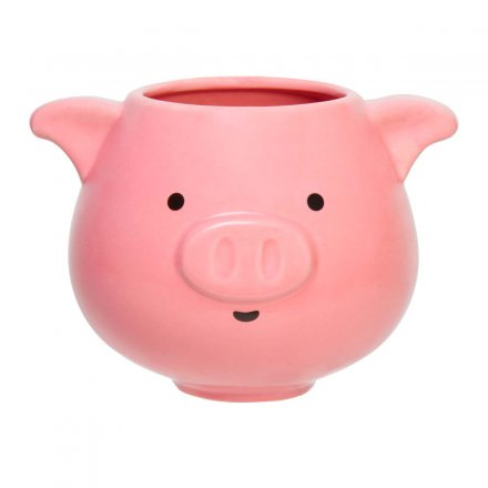 Thumbs Up Tasse Pig Mug