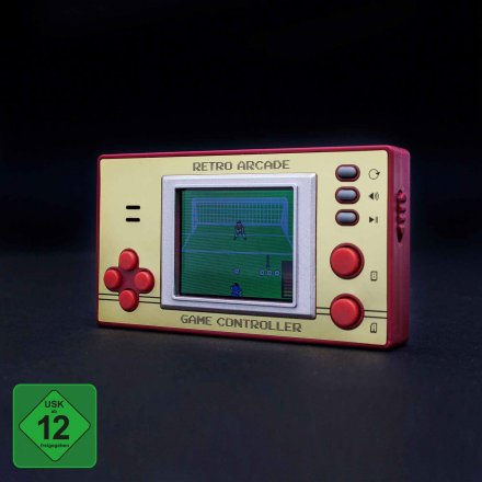 Thumbs Up Retro Arcade Games - inkl. 153 8-Bit Spielen