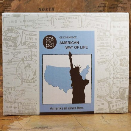 Cosmopol Geschenkbox American Way of Life