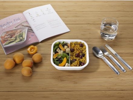 black+blum Rezeptbuch Lunch Box Revolution