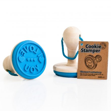 Suck UK Stempel I Love You Cookie Stamper