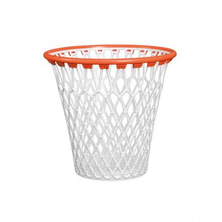 Mülleimer Basketball