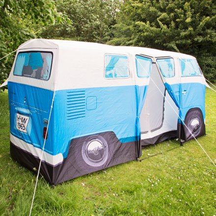 vw bus zelt blau online kaufen online shop. Black Bedroom Furniture Sets. Home Design Ideas