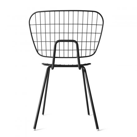 Menu Stuhl WM String Dining Chair black