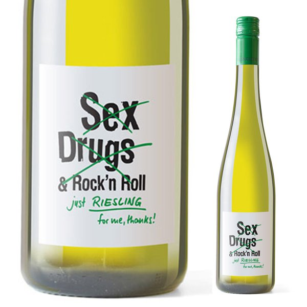 weingut emil bauer s hne wei wein riesling no sex drugs. Black Bedroom Furniture Sets. Home Design Ideas