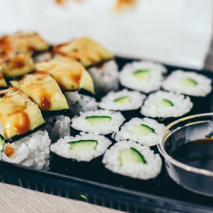 Sushi Kochkurs in Berlin