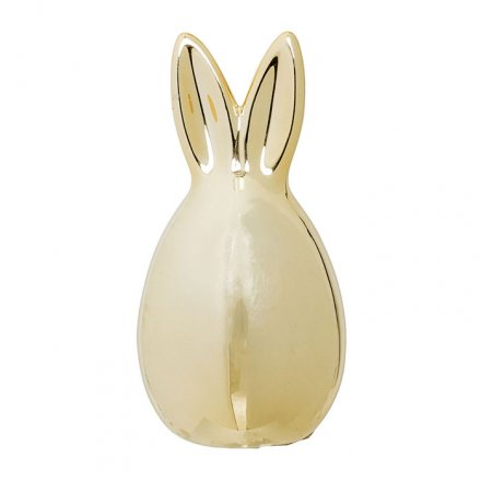 Bloomingville Deko-Ei Gold Rabbit
