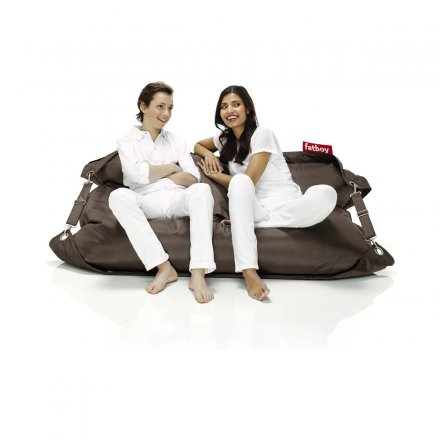 fatboy outdoor sitzsack buggle up brown online kaufen online shop. Black Bedroom Furniture Sets. Home Design Ideas