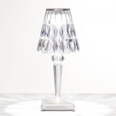 Kartell LED-Leuchte Battery
