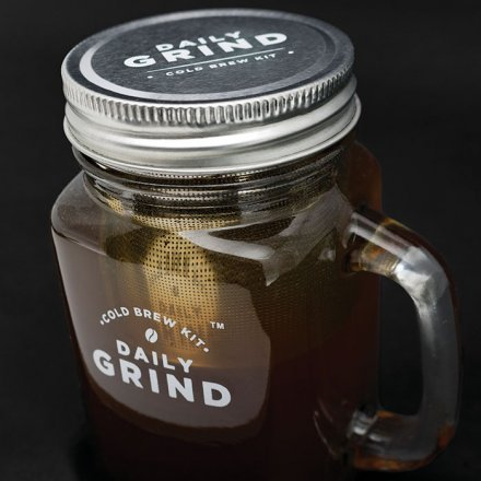 Luckies of London Cold Brew Kaffee-Set Daily Grind