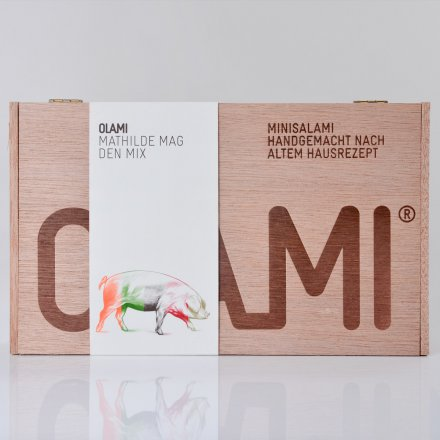 OLAMI Salami 5er Box Mathilde mag den Mix