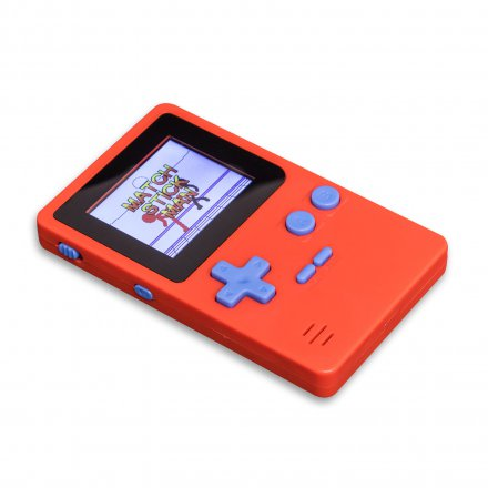 Thumbs Up Retro Handheld Konsole mit 152x 8-Bit Spielen