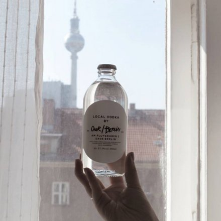Our/Berlin Vodka 350ml