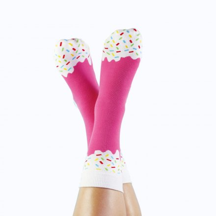 Socken Icepop Strawberry