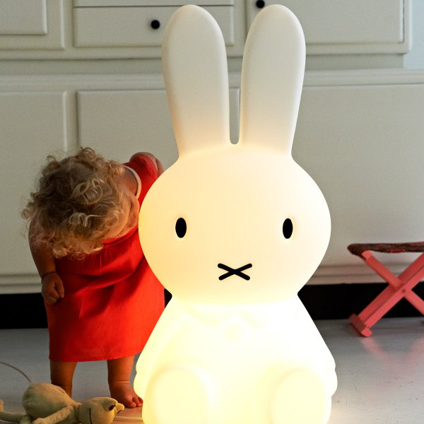 mr maria miffy lampe xl. Black Bedroom Furniture Sets. Home Design Ideas