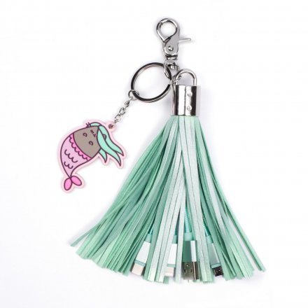 Thumbs Up 3in1 USB Ladekabel Pusheen Tassel