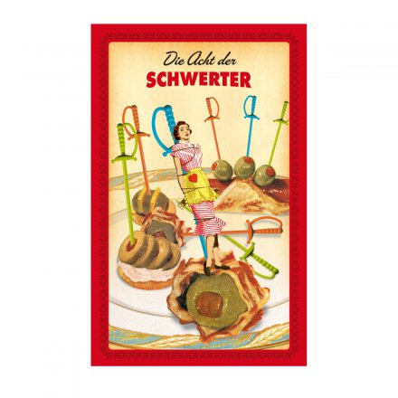 moses. Verlag Housewives Tarot