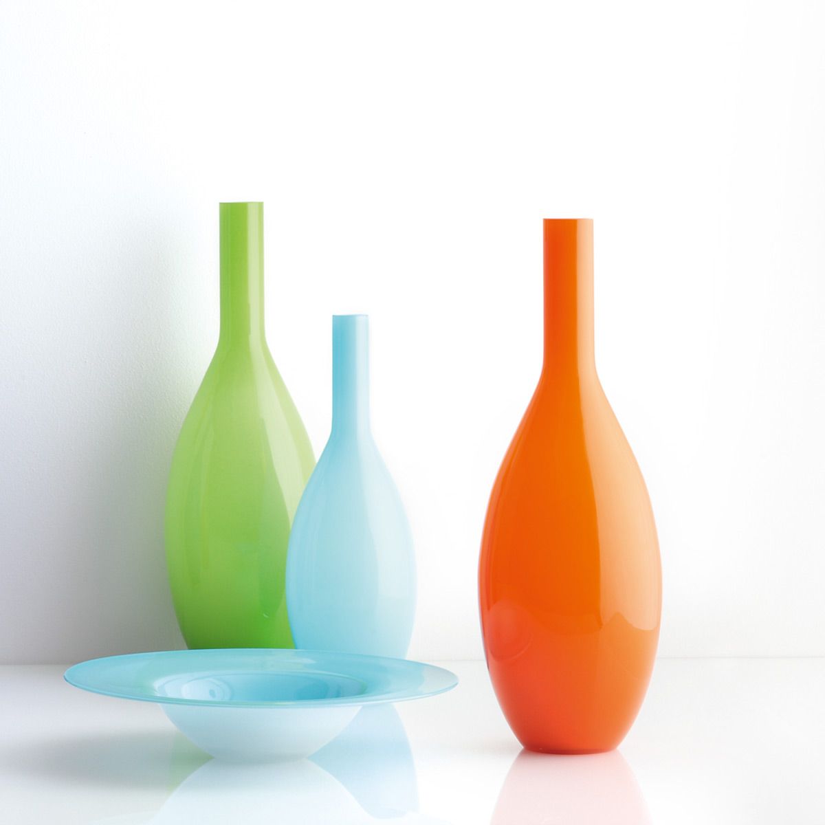 Murano glass galley Art of Venice: 12 years on the web with vases