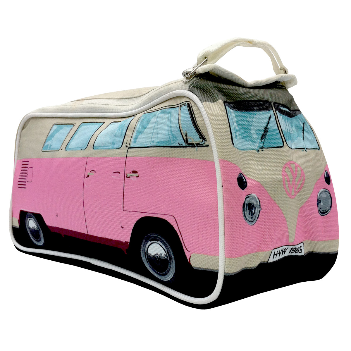 Kulturbeutel vw bus pink for Design 3000 de